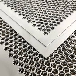 Perforated Sheet Stainless Steel