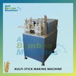 Semi-Automatic Bamboo Stick Making Machine