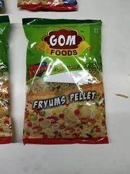Maida Fryums Pellets, Packaging Size: 10kg