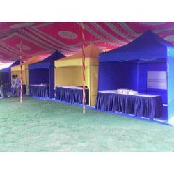 College Function Tent Rental Service
