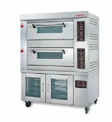 Berjaya Electric Deck Oven With Steam And Stone