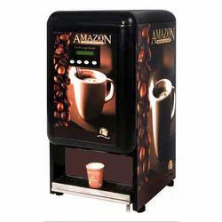 Amazon Hot Beverage Vending Machine