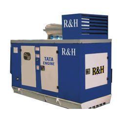 150 KVA Silent Diesel Generator