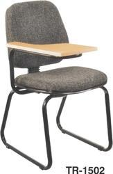 Office Training Chair with Seat and Back Cushioned
