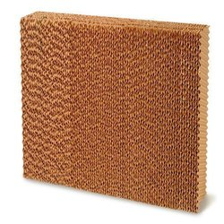 Brown Poultry Air Cooling Pad
