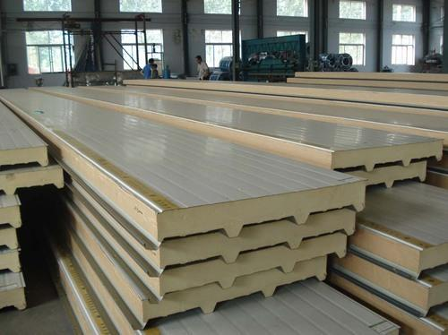 Aluminum And Frp Wall And Roof Sandwich Panel Id 6725482173