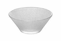 Limitless Hunch Transparent Glass Bowl