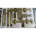 Brass Antique Door Kit