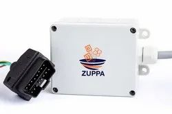 Zuppa Vehicle Tracking With Two Temperature Sensor & One Door Sensor ( Customized)