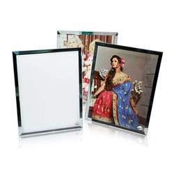 Sublimation Glass Photo Frame BL-01