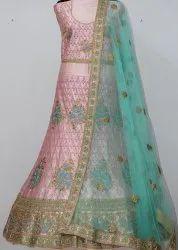 Embroidery Stitched Wedding Lehanga Choli