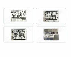 Sharma Stainless Steel Maxillofacial Locking Instrument Set, Size: Std