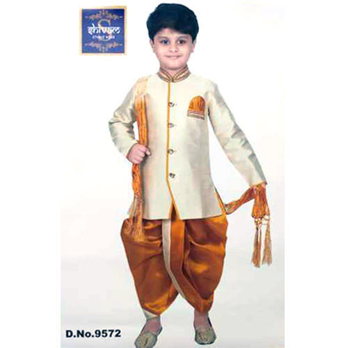 9df9adfda Kids Fancy Dhoti Kurta at Rs 800  set