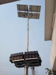 Solar Street Light Complete Set