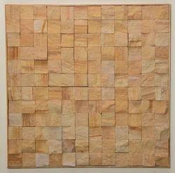 Teak Split Mosaic