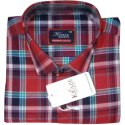 Kraze Half Sleeve Check Shirt