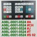 Fanuc Membrane Keypad A98L-0001-0524-J A98L-0001-0524-S A98L-0001-0524-T