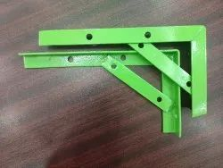 Motor Base Angle L Clamp MS Powder coated, Size: 11 Inch To 12 Inch