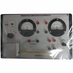 Abs Rectangular Thermistor Characteristics Apparatus, For Laboratory, Model Name/Number: ELI-323