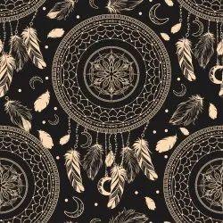 Geometrical Designer Printed Cotton Fabrics
