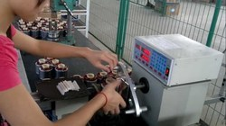 Automatic Motor Winding Machine