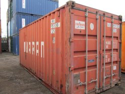 Second Hand Containers