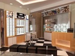 Best Optical Showroom Design - New