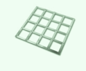 Galvanised Steel Lattice Mat