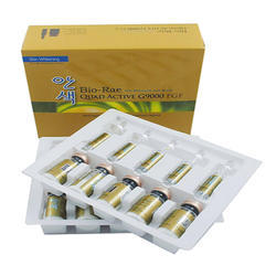 Bio Rae Quad Active 9000 EGF Glutathione Injections