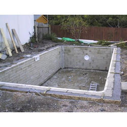 Installation Indoor Swimming Pool Construction Service Service ...