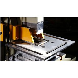 Hydraulic Iron Notching Machine