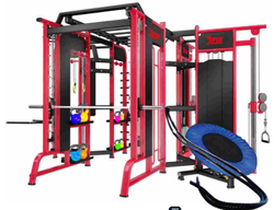 Synergy 360 Cross Fit With Machine