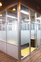 Glass Cabin Partition
