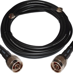 Shiva Telecom LMR 300 Cable With Connector