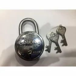 Canyon Round Pad Lock