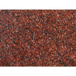 Rajeshwari Red Granite Slab, Thickness: 15-20 mm