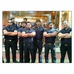 Bank Security Guard Service, Local