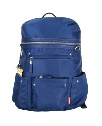 Dark Blue Stylish Backpack