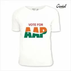 Aam Aadmi Party - AAP Election T-shirt