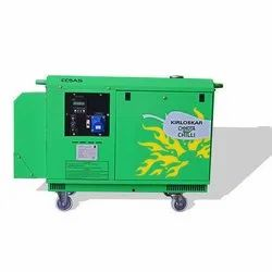 5 kVA Kirloskar Diesel Generator, Model Name/Number: Kg1-5as3, 230 V & 415 V