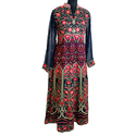 Embroidery Full Sleeve Long Suit