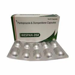 Pantoprazole And Domperidone Capsule-Wespan-DSR