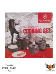 Trekking Cooking Set