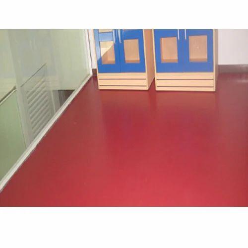 Vinyl Carpet Flooring India: Commercial Vinyl Flooring, Rs 160 /square Meter, RMG