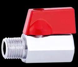 Snout Brass Mini Valve (MXF), For Industrial