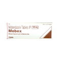 Mebendazole Tablets 100 Mg