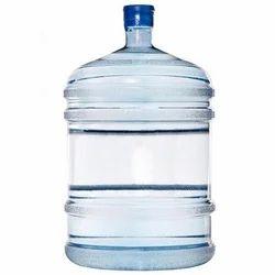 Sitaram Plastic Packaged Mineral Water Jar, Capacity: 18-20 L