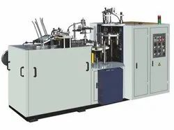 Single Side PE Coated Paper Cup Making Machine