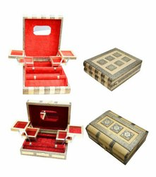 Decorative Jewellery Box For Marriage Gifts
