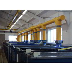 Plating Fume Scrubber